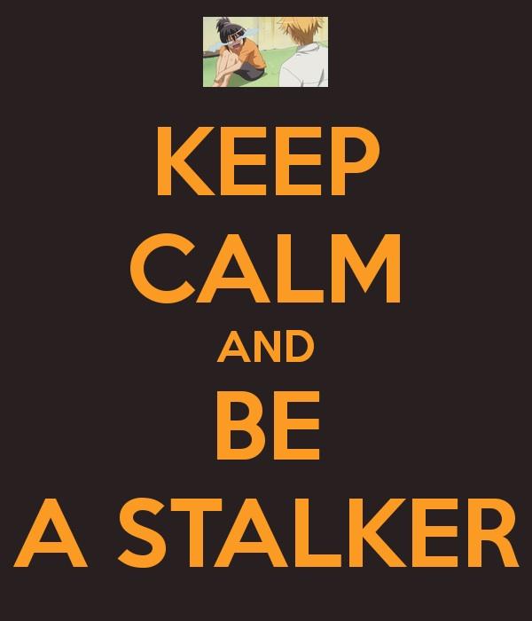 is he a stalker quiz