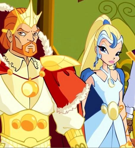 King Radius & Queen Luna❤