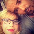 Kirsten & Shemar - kirsten-vangsness photo