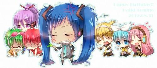 Kiseki no Sedai {Vocaloid Cosplay}