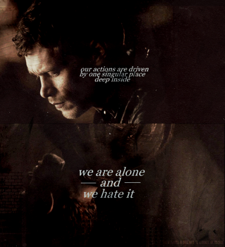 "Klaus ""The Originals"""