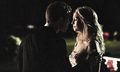 "Klaus and Caroline ""Graduation"" - the-vampire-diaries photo"