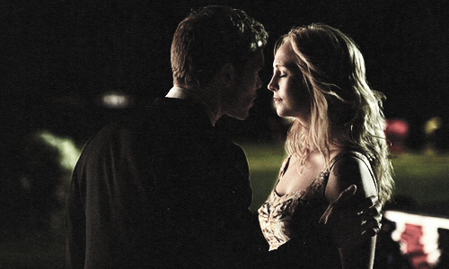 "Klaus and Caroline ""Graduation"""