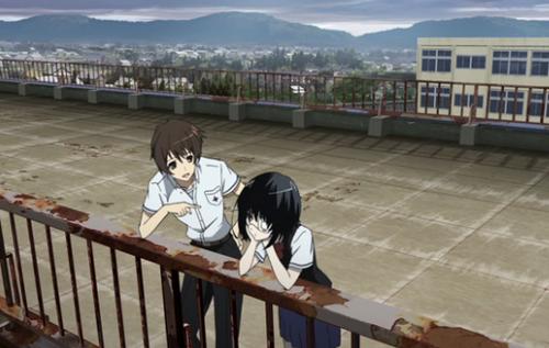 Koichi and Mei