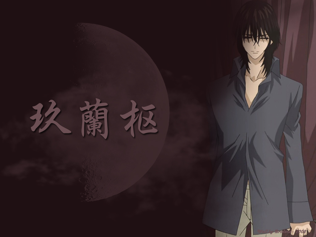 Kuran Kaname - Vampire Knight Wallpaper (34377664) - Fanpop