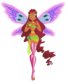 Layla Rubix. - the-winx-club fan art