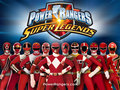 Legends - the-power-rangers wallpaper