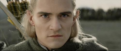 Legolas in RotK