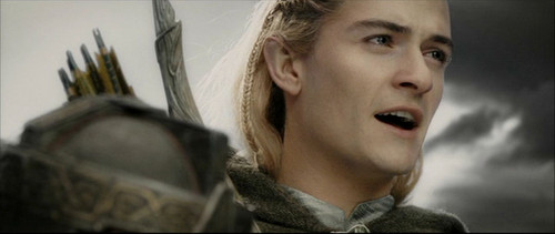 Legolas Greenleaf wallpaper titled Legolas in RotK