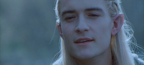 Legolas in the FotR (Special Extended Edition)