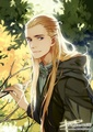 Legolas - legolas-greenleaf fan art