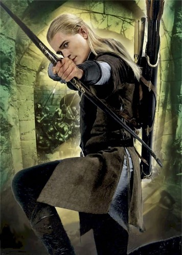 Legolas Greenleaf wallpaper called Legolas