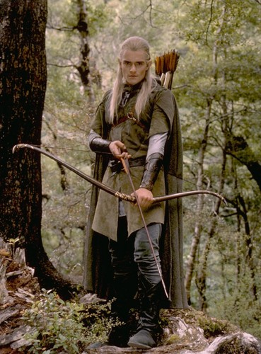 Legolas Greenleaf wallpaper possibly containing a pick titled Legolas