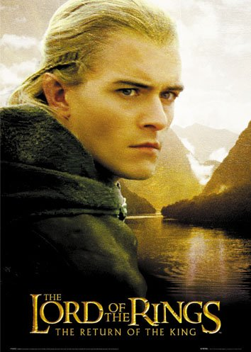 Legolas Greenleaf wallpaper called Legolas poster