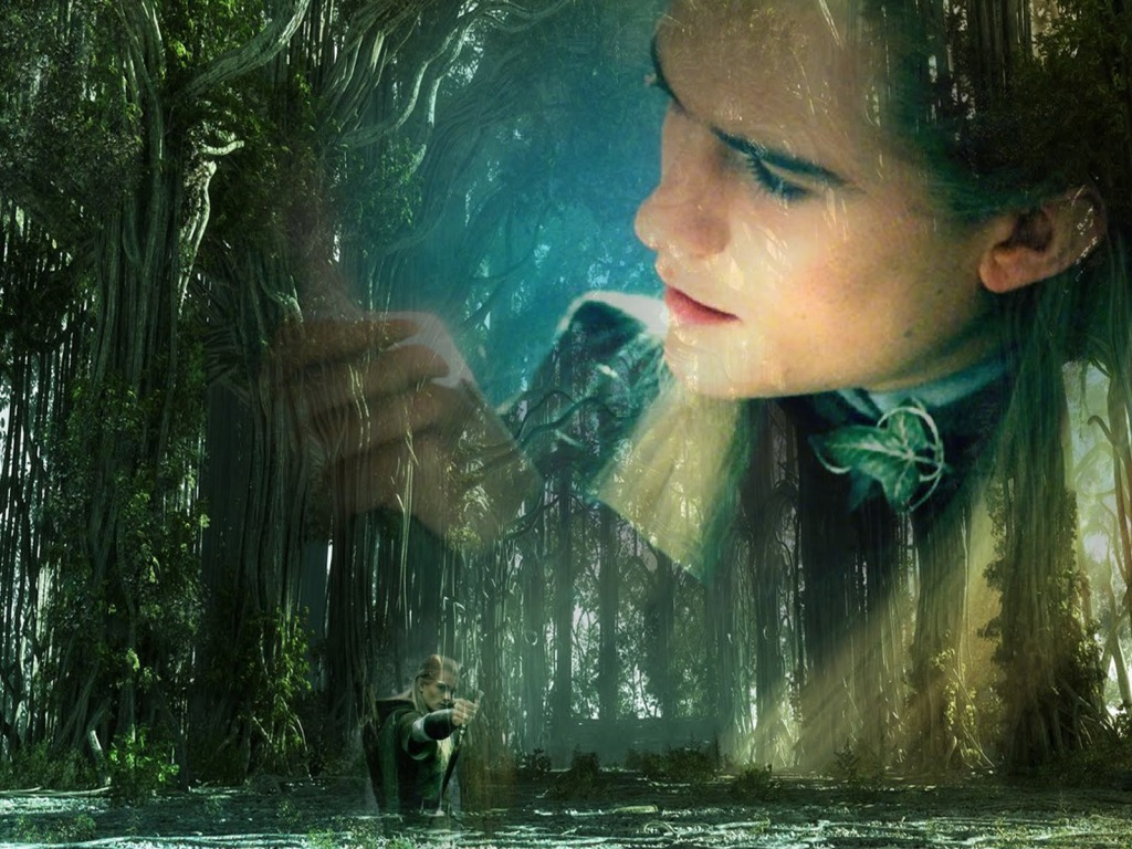 Legolas پیپر وال