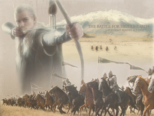 Legolas Greenleaf wallpaper entitled Legolas wallpaper