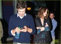 Leighton Meester & Adam Brody - leighton-meester photo
