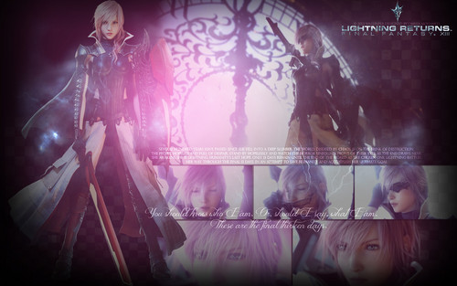 Lightning Returns fondo de pantalla