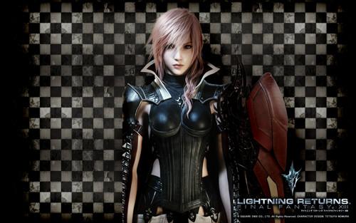 Lightning Returns 壁紙