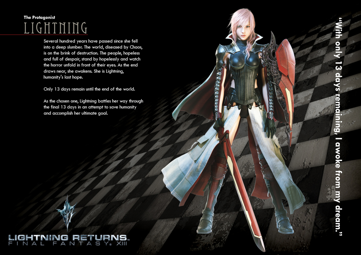 Lightning returns final fantasy xiii images lightning returns lightning returns final fantasy xiii images lightning returns wallpaper hd wallpaper and background photos voltagebd Gallery