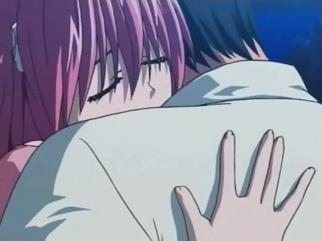 LucyXKouta Hug~