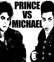 MJ VS PRINCE