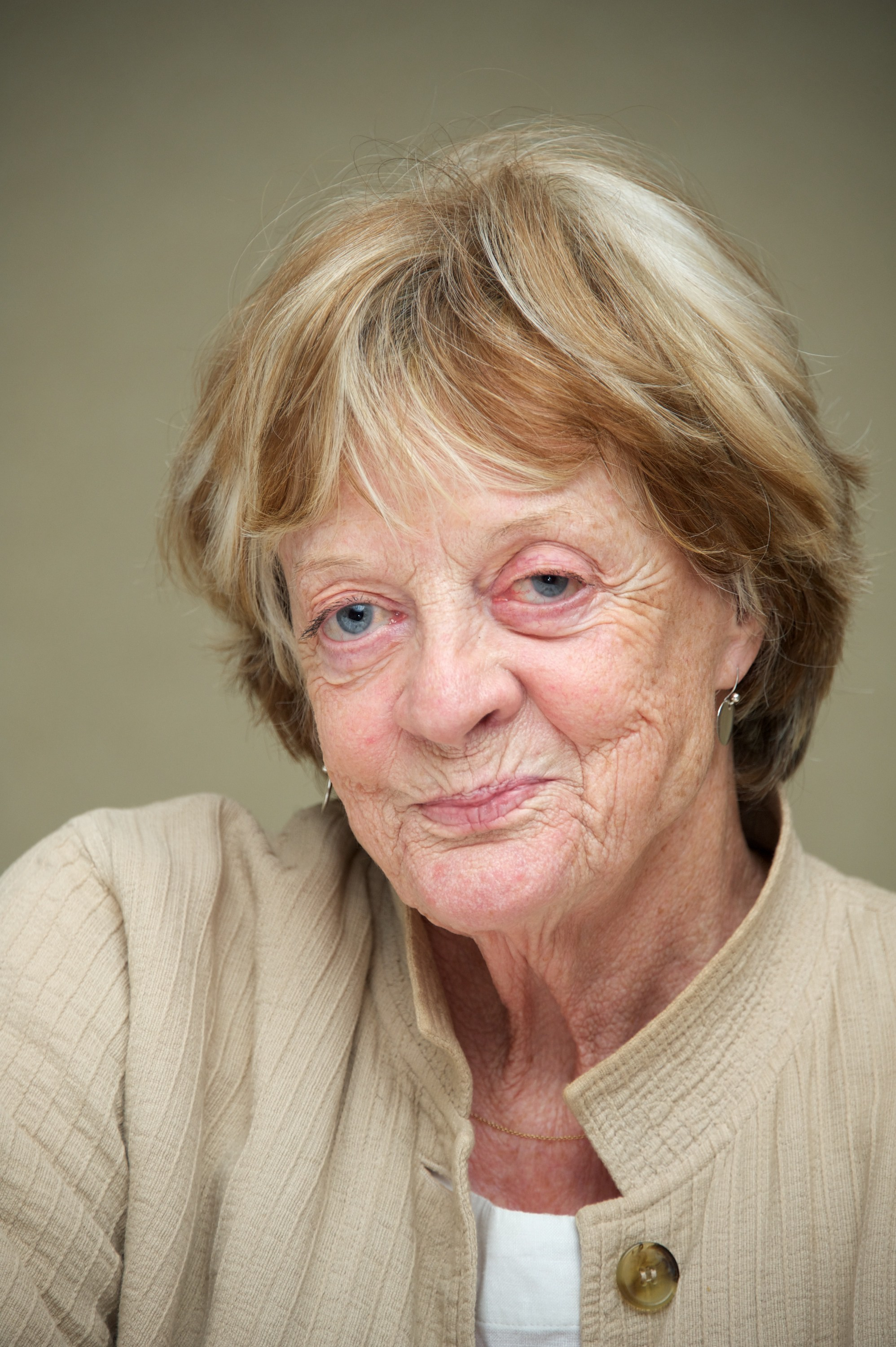 maggie smith new movie