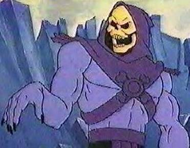 Manly Skeletor