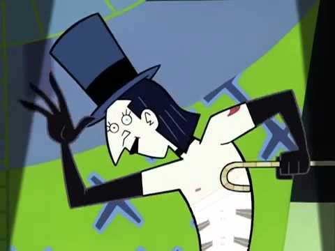 Marylin Manson on Clone High