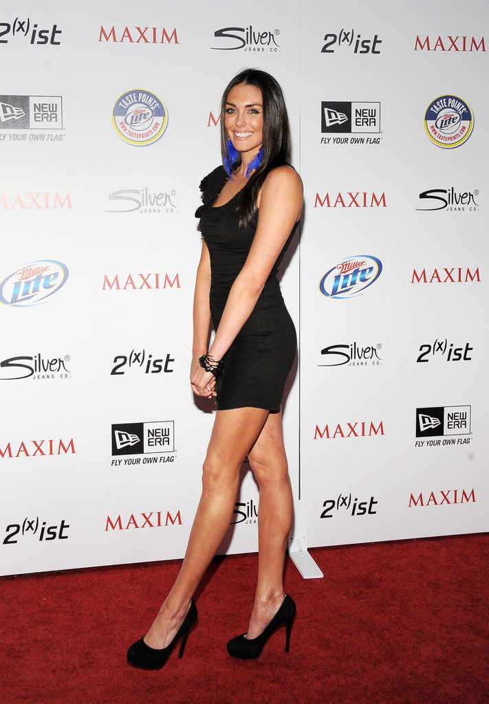 Maxim Hot 100 Party 2011