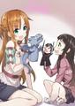 Me and Momo-chan Anime!!
