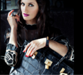 "Melrose Bickerstaff as the face of ""Ciaobella handbags"" 2013 - americas-next-top-model photo"