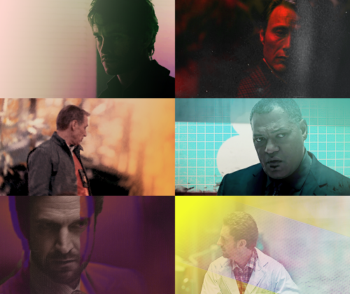 Men of Hannibal + colours