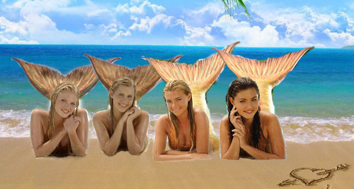 Mermaids Rule!!