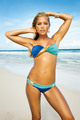 Mexiko Hunkemöller Swimwear 2013 - sylvie-van-der-vaart photo