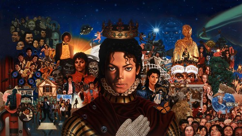 Michael Jackson wallpaper entitled Michael<3