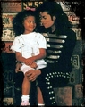 Michael And His Niece, Brandi Jackson