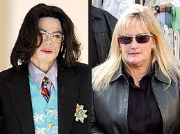 Michael And secondo Wife, Debbie Rowe
