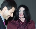 Michael And Uri Gellar - michael-jackson photo