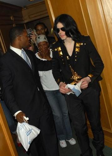 Michael, I Amore te