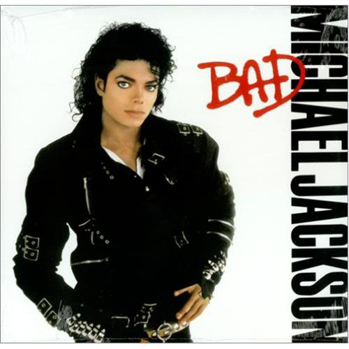 Michael Jackson Bad album <3