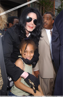 Michael With A Young shabiki