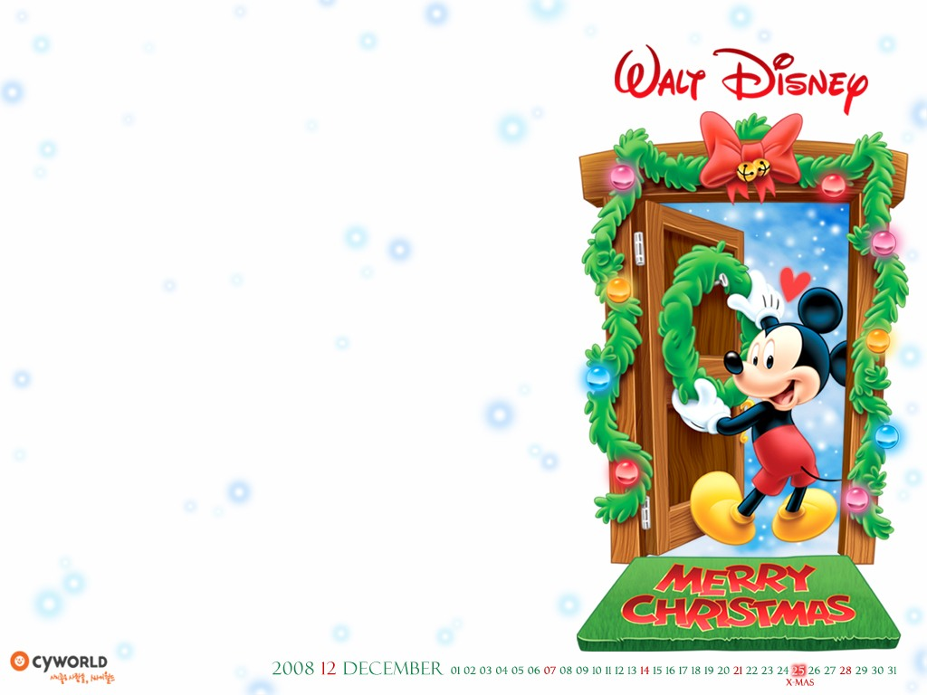 Mickey Mouse Christmas Card  Mickey Mouse Wallpaper 34384119