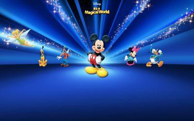 Mickey Wallpaper :)