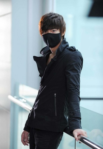 Min Ho 'City Hunter'