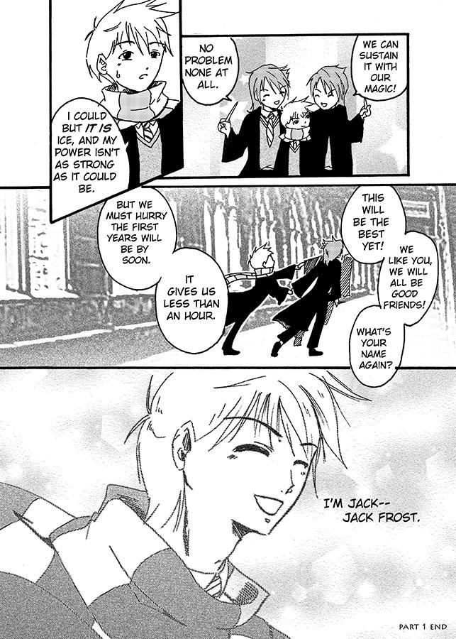 Mishap of Mischief Jack Frost Doujin pg 19