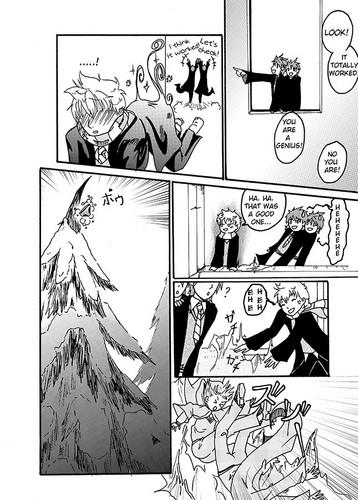 Mishap of Mischief Jack Frost Doujin pg17