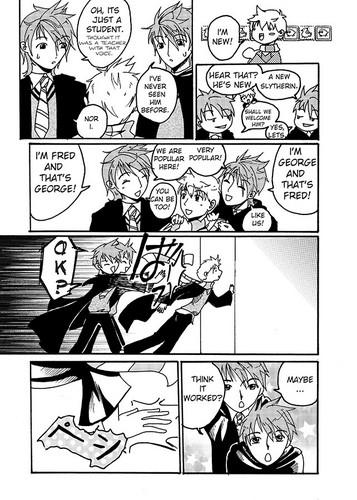 Mishap of Mischief Jack Frost doujin pg 16