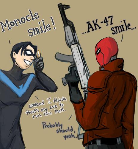 Monocle Smile