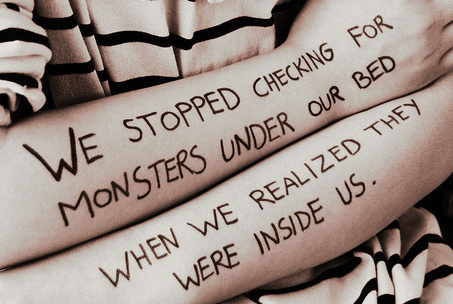 Monsters under the cama